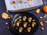 Chocolate Dipped Clementines | Chocolate Cuties