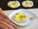 Lemon Cheese Danish with Eggless Lemon Curd