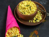 Masala Pori | Spicy Puffed Rice