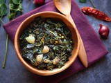 Murungai Keerai Poriyal | Drumstick Leaves Stir-Fry | Moringa Leaves Stir-Fry