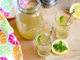 Shikanji | Indian Style Lemonade