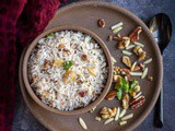 Thengai Sadam | South Indian Coconut Rice Recipe