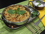 Tomato Rice With Mint| Rice Cooker Recipes