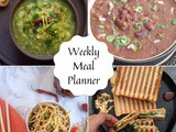 Vegetarian Weekly Meal Planner