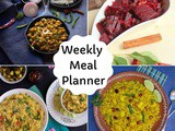 Veggie-Loaded Weekly Meal Planner