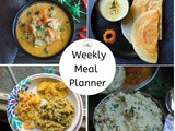 Weekly Meal Planner with Instant Pot Recipes