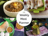 Weekly Meal Planner with Leftover Makeover Ideas