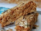 Banana and Apple Granola Bar