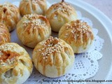 Curry Chicken Shao Bao 烧包
