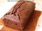 Deep Chocolate Pound Cake
