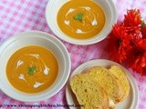 Easy Gourmet Pumpkin Soup