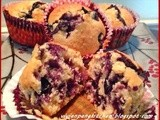 Guest Post: Blueberry Oatmeal Muffins