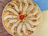 Pear and Cinnamon Cake
