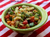 Kachumber Salad - Vegetable Salad (Cucumber Tomato Onion Salad)