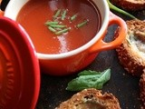 Emergency tomato soup