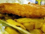 As British as Fish and Chips