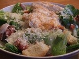 Chicken Caesar salad – Not quite the classic dish