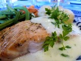 Foolproof and easy Hollandaise sauce