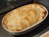 """His"" & ""Hers"" Individual Sized Poultry Pot Pies"
