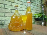Homemade Dried Apricot Liqueur, a Sun Kissed Gift from the Gods
