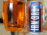 Iron Brew – Made in Scotland from Girders