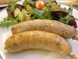 Sausage, Salad and a Piece of Crusty Bread, Simplicity Defined