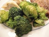 Simple Stir Fried Broccoli, Easy as 1-2-3