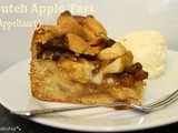 Dutch Apple Tart (Appeltaart)
