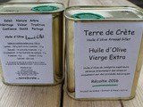 Terre2Crete Olive Oil from Arnaud Gillet - a Review