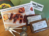 Savory Spice Club and Spanish Pinchitos