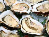 Tabooless Oysters with Mignonette Sauce