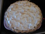 Grandma Hoy's Chocolate Cream Pie
