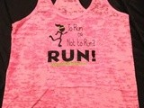 New Running Shirt