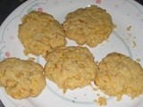 Spicy Cheese Cookies
