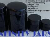 Infinity Jar - The most powerful jars of the world|My first ever product review of an amazing glass jars