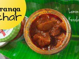 Kerala Naranga Achar|Spicy Lemon Pickle Recipe Kerala Style without steaming