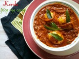 Kerala spicy egg curry