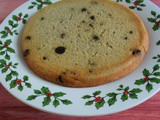 Millet flour Chocolate chip cake|Gluten free eggless millet cake