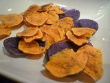 Homemade Potato Chips (Made in the Microwave!)