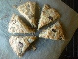 Maple Date Scones