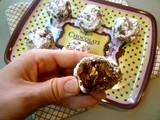 No-Bake Chocolate Oatmeal Cookie Balls