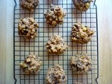 Peanut Butter Banana Oatmeal Chocolate Chip Breakfast Bites