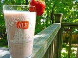 Strawberry Banana Oatmeal Smoothie