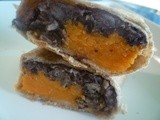 Sweet Potato and Black Bean Burritos