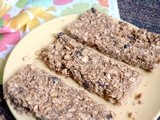 No-Bake Adaptable Fluffer Nutter Granola Bars