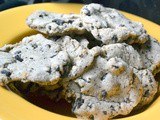 Oreo Frosting Cookies