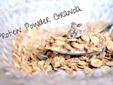 Protein Powder Granola