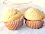 Sweet Cornbread Muffins (and blog changes coming soon!)