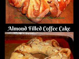Almond Filled Coffee Cake