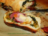 Antipasto Calzone Recipe